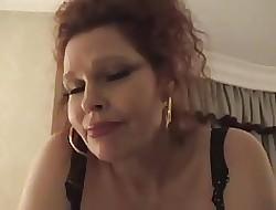 Teddi-Dirty Old woman