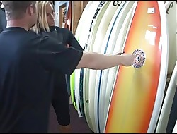 Hot Surfer Mother (Store Fuck)