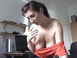 huge tits voyeur - sex movies free