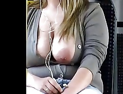 huge tits voyeur - sex movies free