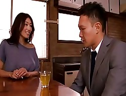 Japanese Mommy Seduces Younger Teacher...F70