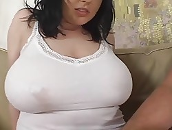 Bbw obese added to elephantine saggy boobs21