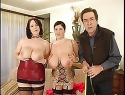 big tit threesome - adult xxx videos