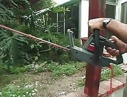 Heavy Titted BBW Chelsi Gets Handyman Assfuck
