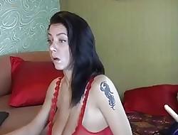 Super Merilyn Sekova Making out Contraption Not susceptible Webcam