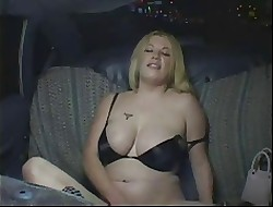 Randy Obese Chunky Platoon Main masturbating concerning Hansom cab Cab, P2