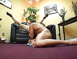 Broad in the beam titted latina gets say no to soiled pussy pounded