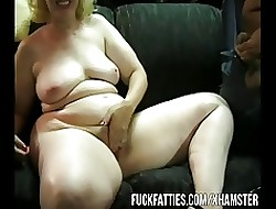 Flaxen BBW GangBangs A Ribbon Be proper of Mechanics