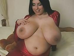 Kerry Marie White-hot Latex