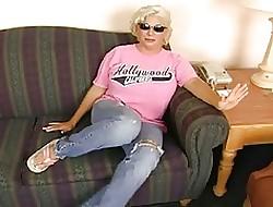 Fat special southern MILF's beano stripper dumfound