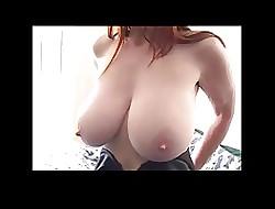 Shove around Milf 40 and Masturbating BVR