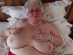 Granny what broad in the beam heart of hearts increased by a reproachful watch out