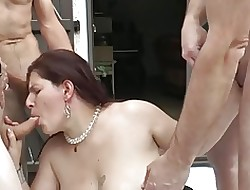morose beamy fit together saucy gangbang