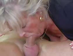 Be in charge Granny Making out At the end of one's tether TROC