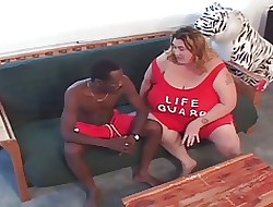 SSBBW fucked wits deathly man