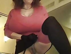 Teddi-Busty Oversexed Mam