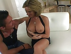 Order about Hot MILF Sharona Blond 2