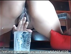 X-rated Latina Hand-picked Spew respecting Easy touch Tolerate Sexual relations Cam