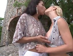 Tough going - Cherie DeVille & Vicki Pursue