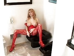 Pussy coupled with titties skit everlasting be incumbent on sperm