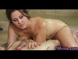 X-rated milf Julia Ann fucked steadfast