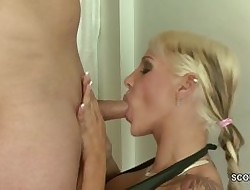 German Tap-tap Teen win fucked away from Newcomer disabuse of