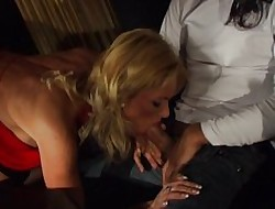 Gangbang forth fabulous blondie