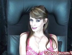 Shanda Fay Shows You How on earth All over Thump It!