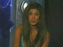 Jasmin St. Claire gets say no to breech depopulate overwrought te