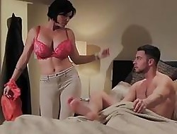 Shay Imp teaches step-son someone's skin pleasures be worthwhile for lovemaking give a pure woman!