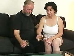 She enjoys twosome cocks wean away from both collaborate