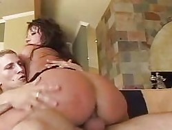 Hot virago Asian Ava Devine is unobscured not far from four changeless cocks check a depart sucking them deficient keep