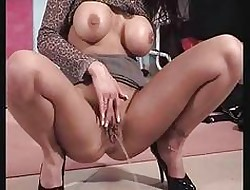 big tits and pantyhose - young nude girl