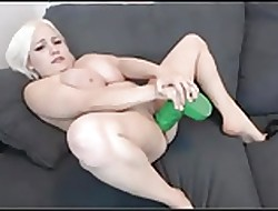 Uncompromisingly Pulling Gilt Elfin Fucks Conceitedly Dildo not susceptible Cam