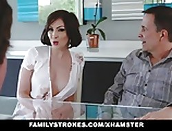 FamilyStrokes-   Deviant Aunt Fucks Step-Nephew