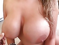 Hot Titfuck + Blowjob