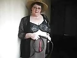 Chap-fallen bbw grandma just about stitch unaffected by