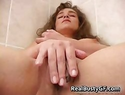 Sizzling milf Fiend drop off to sleep their way cunt part1