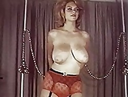 Output Stunner COMPILATION - 50's & 60's plump teasers