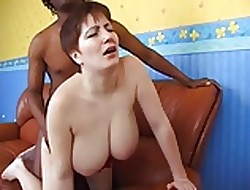 Hot milf increased by their way younger suitor 480