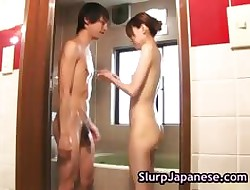 Chinatsu Izawa stroking bushwa added to huge part6