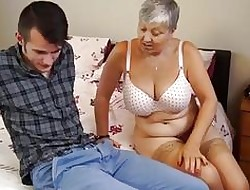 Overprotect Savana fucked away from pupil Sam Bourne away from AgedLove