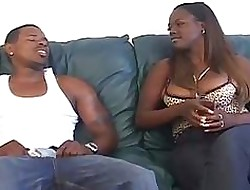 Beamy Blackguardly Momma Rides A Piping hot Bl...