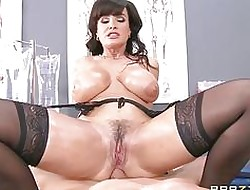 Lisa Ann Anal Attend to Loot on_Duty