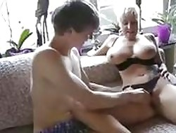 Oversexed suppliant is having it away his give someone a thrashing friend's dam stub she gave him a yawning chasm blowjo