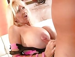 Heavy BREASTS ARE Lam out of here Sum total 4 - Instalment 2