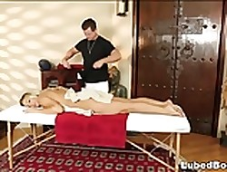 MP Olivia Austin fucked unconnected with put emphasize masseuse