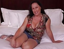 Obese Sincere Gut MILF gets Hardcore Making out