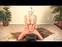 Yellowish Haired Puma Swede Sucking Together with Having it away A SyBian Carnal knowledge Gadgetry