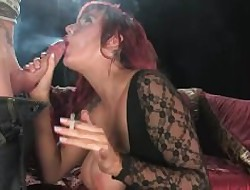 Smoking By way of Dealings 17 dvd private showing